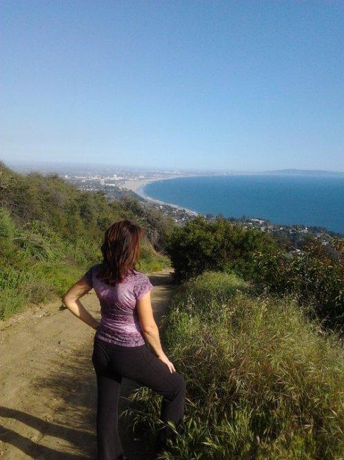 Tara and the coastline