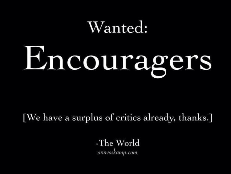 CriticsEncouragers